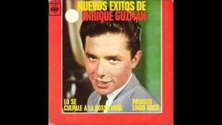 Cariño Y Desprecio - Enrique Guzmán  (Video)