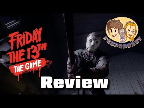 Friday the 13th Game Review & Server Issues – #CUPodcast