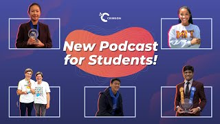 youtube video thumbnail - New Podcast with the World's Top Students!