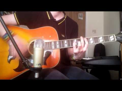 The Front Bottoms Handcuffs Acoustic Guitar Cover Chords