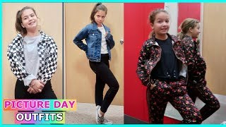 SHOPPING PICTURE DAY OUTFITS | TARGET 🎯\JUSTICE 📷👍 | #326