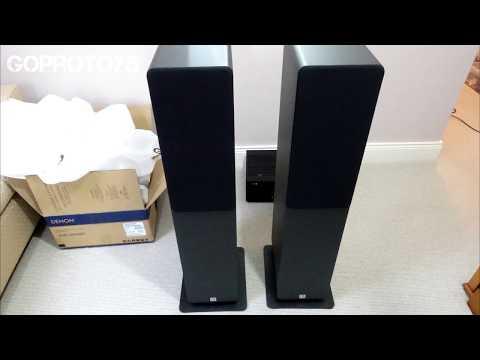 Acoustics 2050i HiFi Floorstanding Speakers