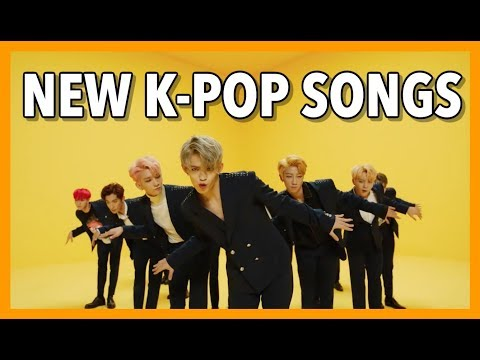NEW K-POP SONGS - NOVEMBER 2017 (WEEK 1)