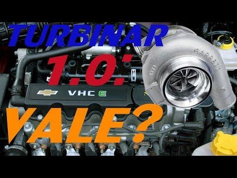 MOTOR 1.0: VALE TURBINAR? - Vlog Alta RPM #3
