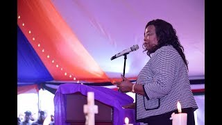 Mama Ida Odinga's message to Ken Okoth's mother in the wake of controversies