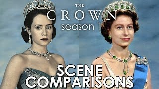 Download Youtube: The Crown (2016) season 1 - scene comparisons