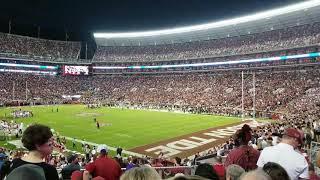 Friends In Low Places - Alabama vs LSU 2017 - Bryant Denny Stadium
