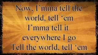 Lecrae  Tell The World  (Song lyrics)  HD