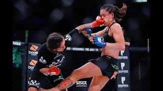 Bellator 201 Highlights: Ilima-Lei Macfarlane Defends Title - MMA Fighting