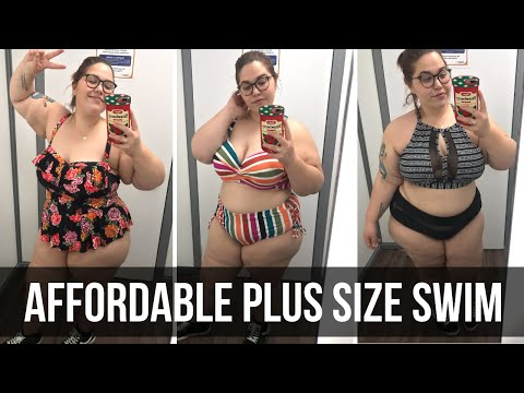 aeceb3d201e Walmart Swimsuit Try-On Haul 2019