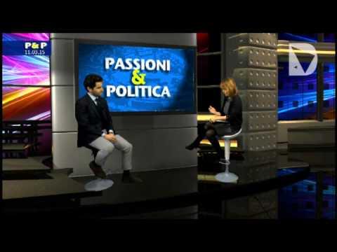 Passioni & Politica - Il presidente dei Giovani Imprenditori di Confindustria Firenze intervistato da Elisabetta Matini.