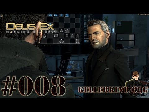 Deus Ex: Mankind Divided #008 - Die Kommune ★ Let's Play Mankind Divided [HD|60FPS]