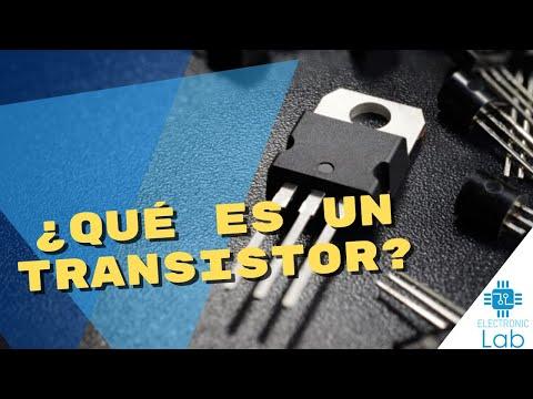 Transistores | ¿Qué son? ¿Cómo funcionan? | Conexiones