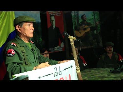 ELN planteó dejar las armas en medio de las negociaciones de paz en Colombia