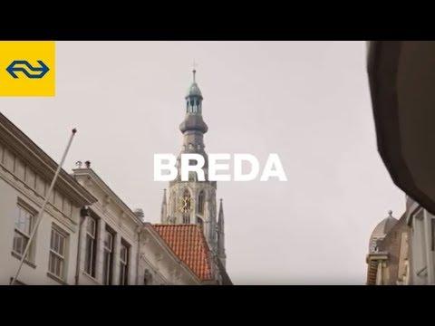 Ontdek de gezellige stad Breda   NS