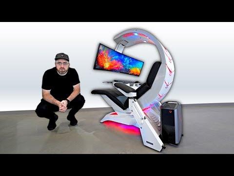 The Most Insane Workstation + Gaming Setup