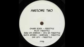 Chubb Rock - Awesome Two Freestyle (1996)