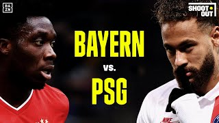 Bayern Munich vs. PSG: Who Wins The Champions League?