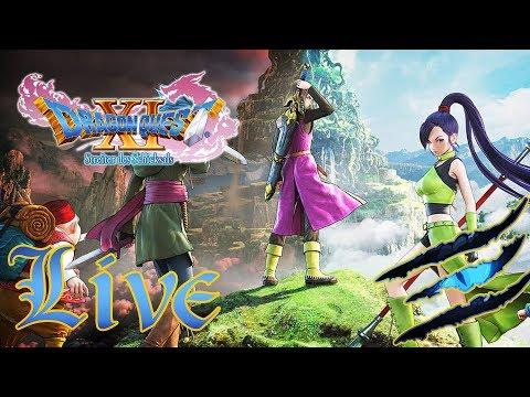 LhûgyLive 23_08_2019 - Dragon Quest XI S: Streiter des Schicksals DE - Demo 01 Ω Live Stream