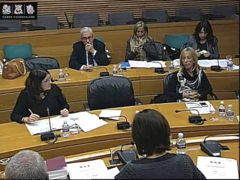COMPROMÍS Mónica Oltra - La diputada del PP, els pobres i les televisions de plasma (SUB CAS)