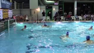 preview picture of video 'SV Weiden Wasserball 1. Bundesliga gegen SC Neustadt Weinstraße 07.02.2015'