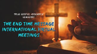 03 OCT International virtual meetings