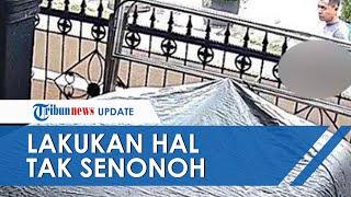 Viral Video Pria di Bekasi Mondar-mandir Pamerkan Alat Vital, Kabur seusai Disemprot Air