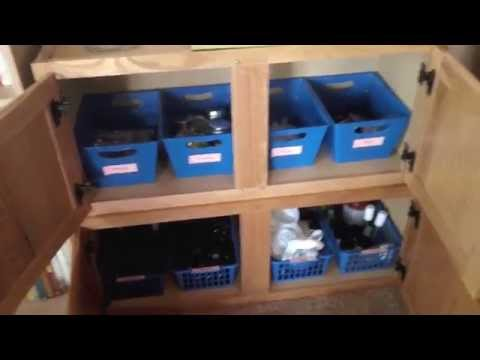 Essential Oil Business & Craft Supplies Organization Part 1