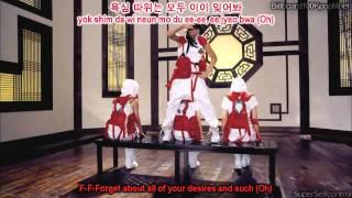 2NE1 - Clap Your Hands [Eng Sub|Rom|Hangul+DL] (투애니원 - 박수쳐)