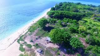BITILA ISLAND IN INDONESIA - DJI PHANTOM 3 PRO