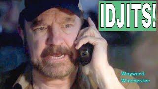 Bobby IDJITS! Supernatural Supercut