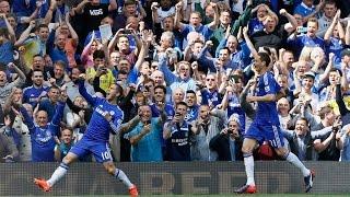 Chelsea Vs Crystal Palace 10 Premier League 3 Mei 2015 Juara Liga Inggris