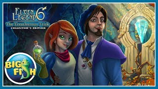 Elven Legend 6: The Treacherous Trick Collector's Edition video