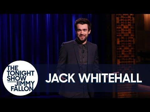 Jack Whitehall a co nedělat na letišti - Stand-up