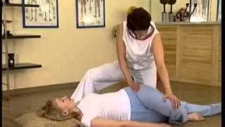 Смотреть онлайн Как правильно делать настоящий тайский массаж