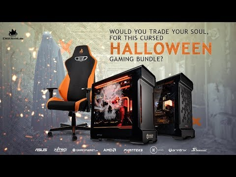 Win a brutal Halloween gaming bundle
