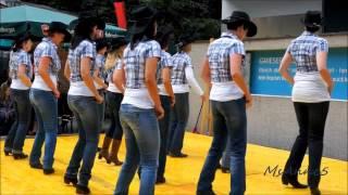 Alan Jackson Linedance - Chattahoochee