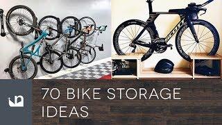 70 Bike Storage Ideas