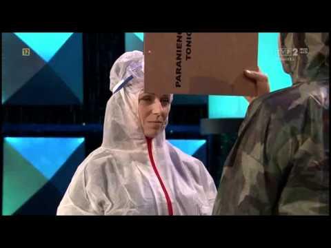 Kabaret Paranienormalni - Bitwa na torty z Pakosińską w Tonight