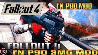 Fallout 4 - FN P90 Mod