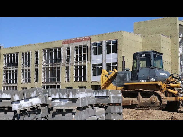 Общественный контроль взял на контроль строительство школы в Грановщине