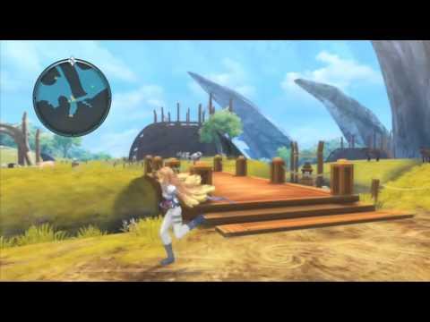Tales of Xillia Gameplay Footage Teased