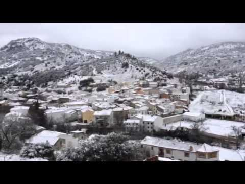 Nevada Enero 2015 - Salobre (Albacete)