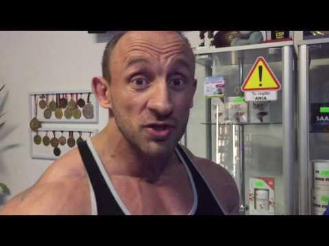 Pamiętniki dietę Igor Obukhovskii 1 tydzień 4 aktywności