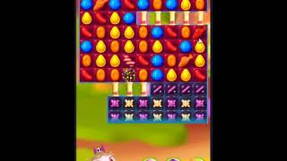 Candy Crush Friends Saga Level 338 - NO BOOSTERS 👩‍👧‍👦 | SKILLGAMING ✔️
