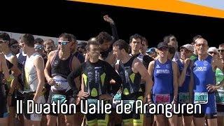 preview picture of video 'II Duatlón Valle de Aranguren'