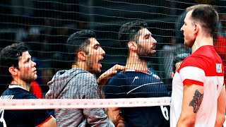 Volleyball Revenge Moments | When Volleyball Players Lose Control
