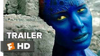 X-Men: Apocalypse  Official Trailer #2 (2016) - Jennifer Lawrence, Oscar Isaac Movie High Quality Mp3