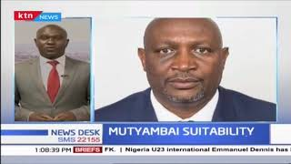 Hillary Mutyambai inching closer to be appointed Police IG as MPs approve his nomination