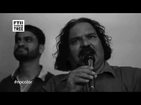 'Ye Hitler Ke Saathi' – Lok Shahir Shambaji Bhagat in solidarity with FTII, Pune